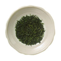 Sencha_Leaves